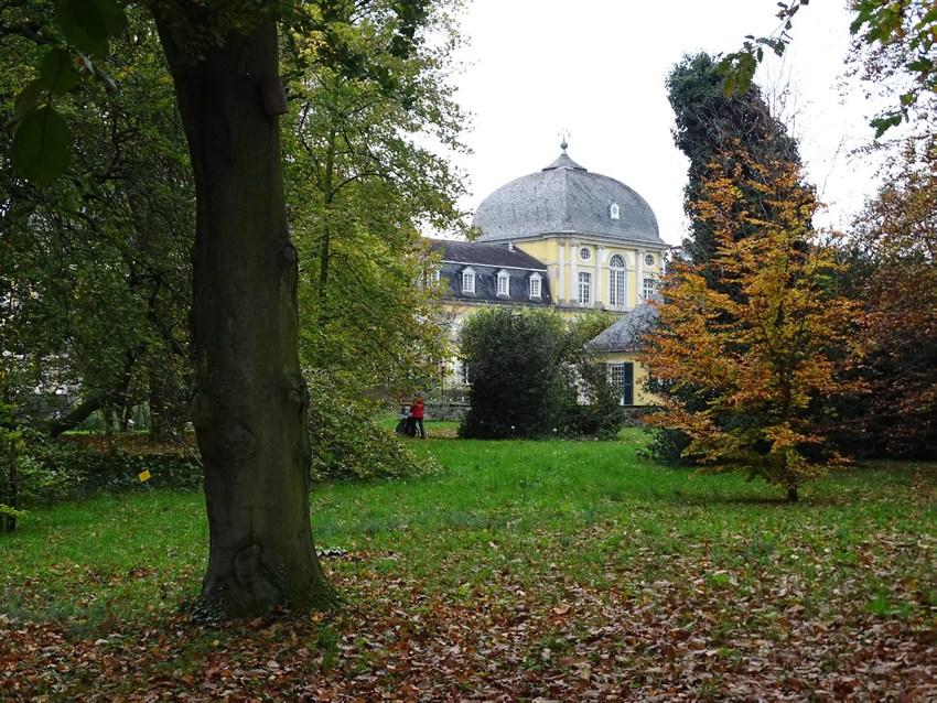 Herbst im Botanischen Garten