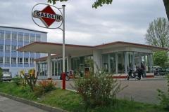 Oldtimer-Tankstelle Bandshof