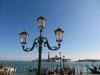 Blick auf die Isola di San Giorgio vom Marcusplatz aus