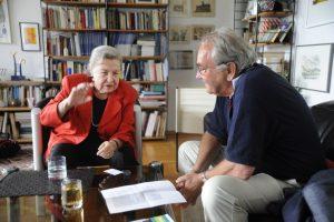 Prof.Dr.Dr.Ursula Lehr im Interview mit Gisbert Kuhn