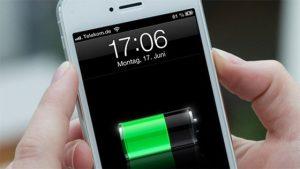ladeanzeige-eines-iphone-