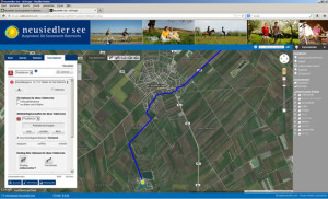 Region Neusiedler See: Tourenplaner