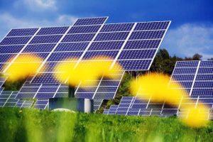 Freiberg - Solarpark der Solarworld AG