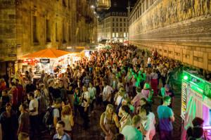 Das Dresdner Stadtfest