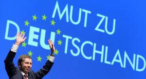Europaparteitag der AfD in Erfurt
