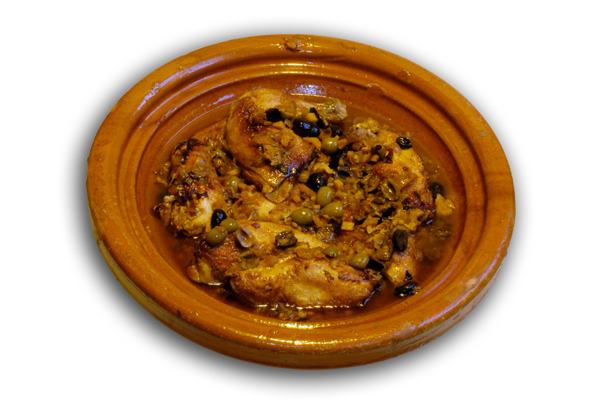 Marokkanisches Zitronenhuhnl Kopie