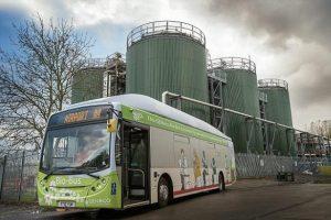 Bio-Gas-Bus