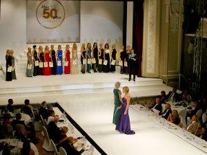 Miss Germany 50Plus 2015-Wahl im Kurhaus Bad Neuenahr