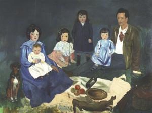 Picasso, La familie