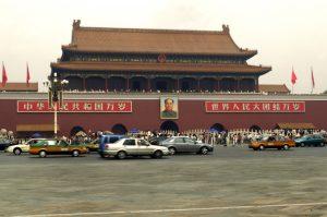 Peking, Hauptstadt der Volksrepublik China