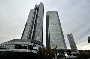 DEUTSCHE BANK | GERMAN BANK |