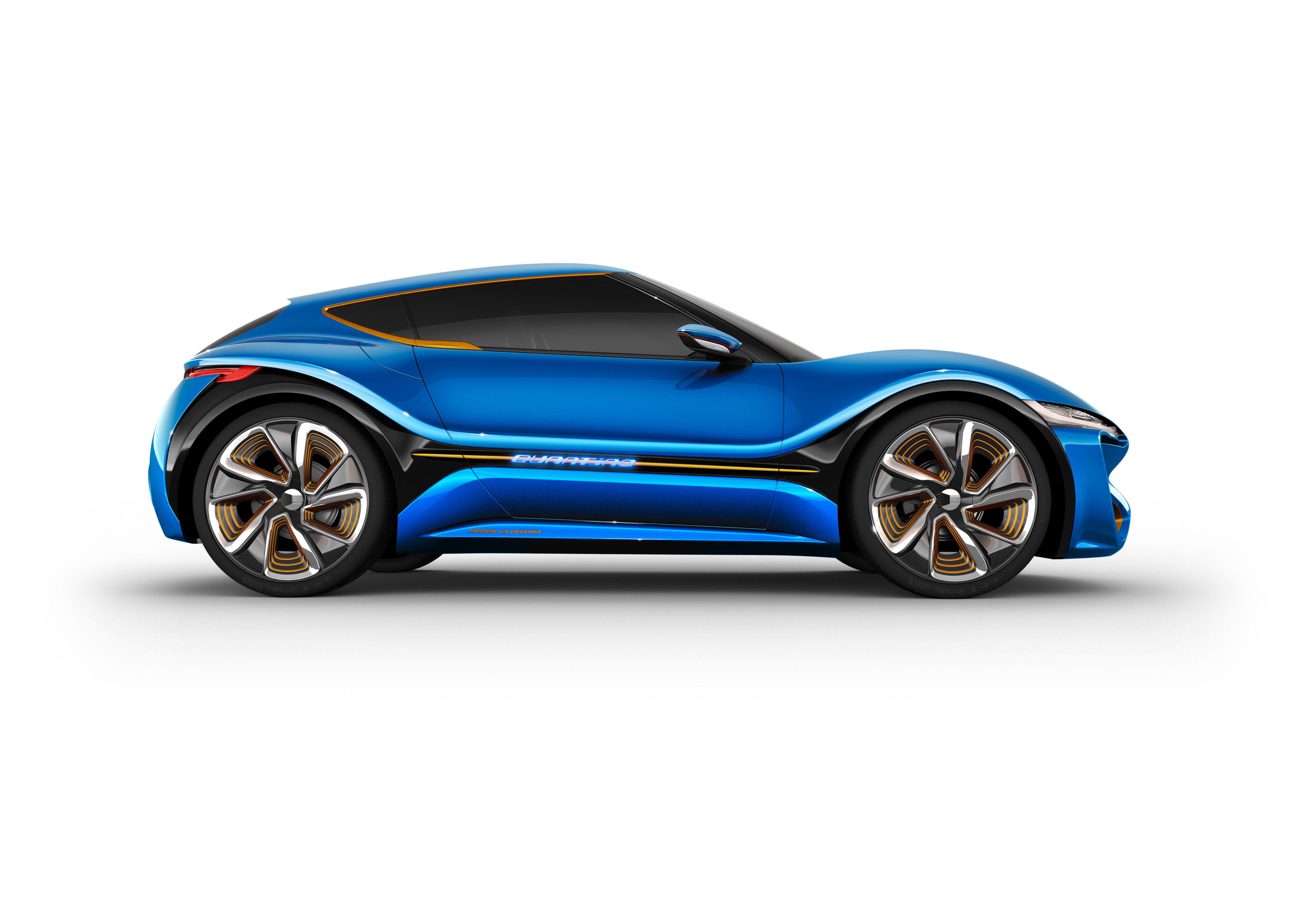 Genfer Auto-Salon 2015: Der neue QUANTiNO
