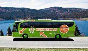 Fernbusse / MeinFernbus