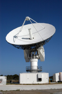 C-band_Radar-dish_Antenna