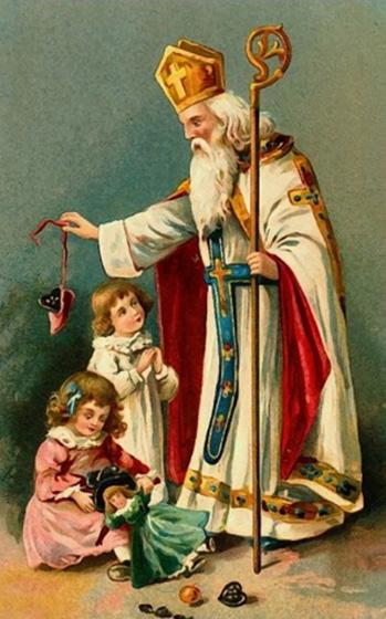 Nikolaus Von Myra Für Kinder